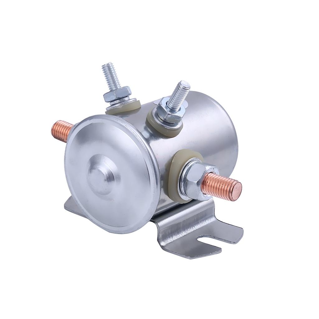 Erisl DC 12 V elettrovalvola magnetica N//C ingresso aria acqua interruttore di flusso 1//2 caldo