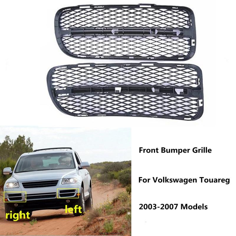 Paragolpes rejilla derecho para VW Transporter V 7e5807490