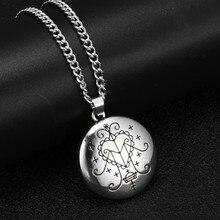 Dawapara Amulette vintage Ezili Freda Voodoo Veve Vodoun Lwa of Love Talisman Bijoux pour homme et femme