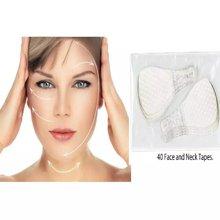 Невидимые тонкие наклейки для лица мгновенный уход за кожей
