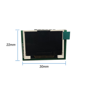 Image 3 - מיני 0.96 אינץ OLED תצוגת ספקטרום מנתח ערוץ כפול צבע מוסיקה ספקטרום תצוגת מודול G4 002