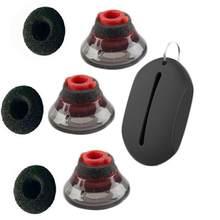 Bouchons d'oreille de remplacement pour Plantronics Voyager 5200 5220, 7 pièces, pour Plantronics, Kit d'embouts