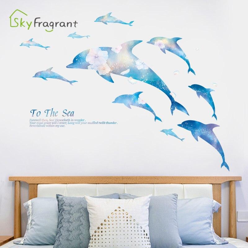 Set of 3 Regal Art /& Gift Dolphin Wall Decor