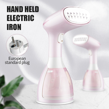 Steam in Seconds 1500W Powerful Portable Handheld Garment Steamer for Clothes Vertical Electric Iron Ironing Travel Home