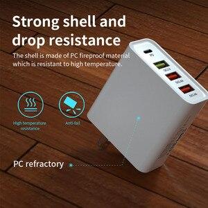 Image 5 - Ładowarka USB C PD szybkie ładowanie 3.0 60W typ C ładowanie QC3.0 QC ścienna szybka ładowarka do telefonu iPhone 11 Pro Xiaomi Macbook Pro