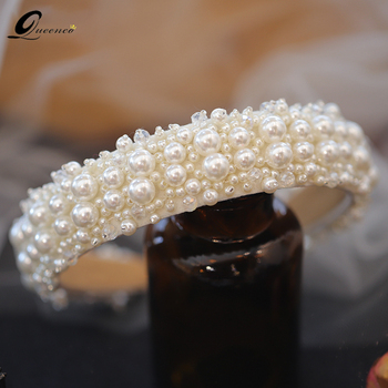Hair Accessories Crown Tiara Diadema Bride Headband Haar Accessoires Jewerly Accesorios Para Cabello Joyero Ozdoby Do Wlosow