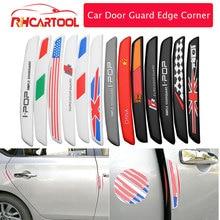 Auto Car Door Guard Edge Corner Protector Guards Buffer Trim Molding Protection Strip Scratch Protector Car Door Crash Bar
