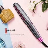 IRUI Infrared Negative Ion Hair Care Professional Ceramic hair straightener ionic flat iron Hair Straightener Salon Style Tools