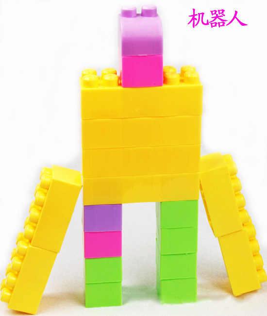 68 кирпичей Детские Младенцы головоломка пазл, пазл/игрушки