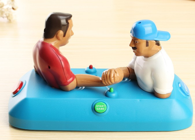 Manufacturers Direct Selling Educational Toy Arm Doll Arm-Wrestling Doll Manufacturers Direct Selling Game Doll