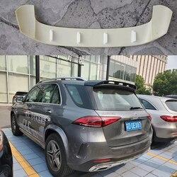 2019-w wyroku w sprawie dla Mercedes-Benz GLE klasy klasy ML W167 B styl spoiler ABS zaktualizowane spojler dachowy