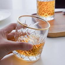 Hot-sprzedaży styl szklany kieliszek do whisky woda szklane do baru kufel do piwa lampka do wina napój szklana szklanka z mlekiem 210ml małe szkło tanie tanio CN (pochodzenie) ROUND CE UE Pojemnik na koktajl Ekologiczne HU45 Cocktail glass First-class products Premium product Europe and America