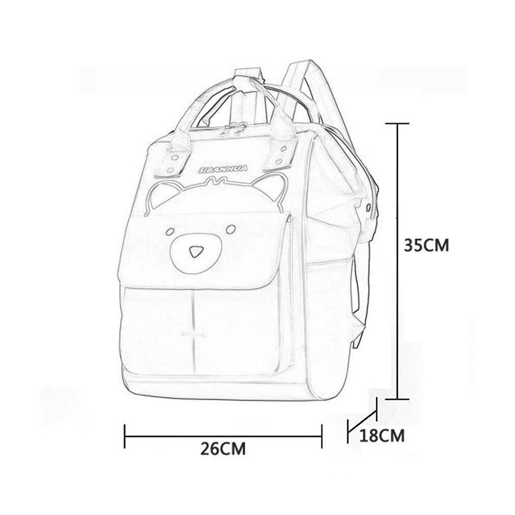 Sibanhua Baby Diaper Bag