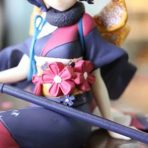 Image 5 - 18cm Japanese Anime Fate/Grand Order Katsushika Hokusai Sexy Girl Noodle Stopper PVC Action Figure Collectible Model Toys Doll