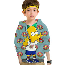 2021 fashion boys and girls casual Hoodie, funny quality jacket, street children cute personality sports Hoodie,