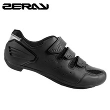 ZERAY-zapatillas de Ciclismo de montaña, calzado deportivo profesional antideslizante con autosujeción, para exteriores