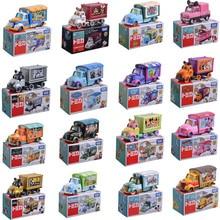 TAKARA TOMY – Mini camion en métal moulé, Disney Pixar Toy Story Mickey Mouse Frozen 1:64, modèle réduit de voiture, cadeaux pour garçons et filles