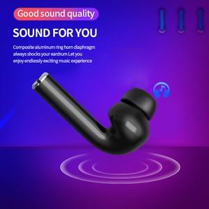Image 4 - מרוצף עיצוב Bluetooth 5.0 אוזניות סטריאו אלחוטי מגע בקרת אוזניות אוזניות עבור Huawei Iphone Xiaomi נייד