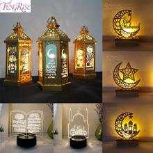 Eid mubarak decoração ouro carta balões kareem feliz ramadan decoração muçulmano festival islâmico decoração ramadan suprimentos