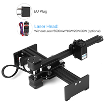 Draagbare 30W Mini Desktop Cnc Laser Graveur Printer Laser Graveermachine Diy Laser Logo Mark Printer Werkgebied 170*200Mm