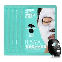 Ilisya Facial Bubble Masker Anti Aging Anti Rimpels Gezichtsmasker Rimpel Verwijderen Patch 1 Pc