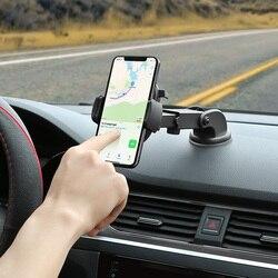 RAXFLY Car Holder Telefone Para iPhone Samsung Huawei Xiaomi Suporte de Rotação Do Carro Suporte para Telefone Celular Titulares Estande Carro Smartphones  suporte celular carro