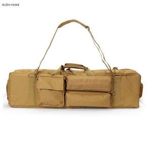Image 4 - M249 Nylon Rifle Gun Carry Case Tactical Military Shooting Airsoft Rifle Gun Holster Large Loading Gun Bag Shoulder Bag