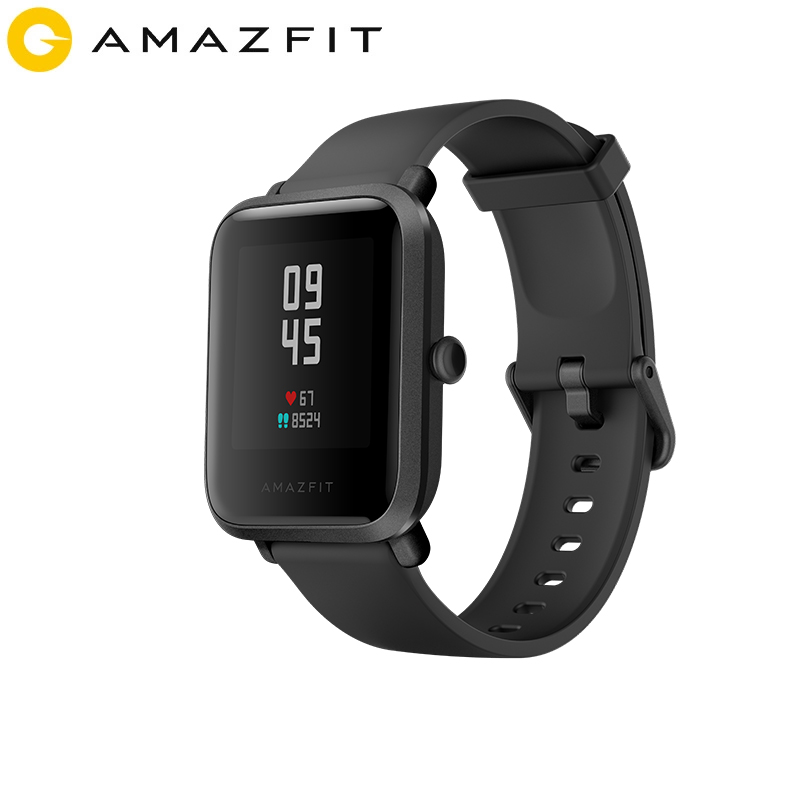 On Stock <font><b>Amazfit</b></font> Bip <font><b>Lite</b></font> Global Version 45-day Battery Life 3ATM Waterproof Fit Longer Powered for 1.5 Month Smart Watch image
