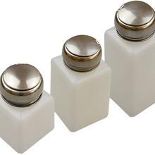 100/200/250 мл Пластик жидкости бутылка алкоголя Анти-статический многоразовый контейнер воздушный насос для мобильного телефона материнская плата для очистки