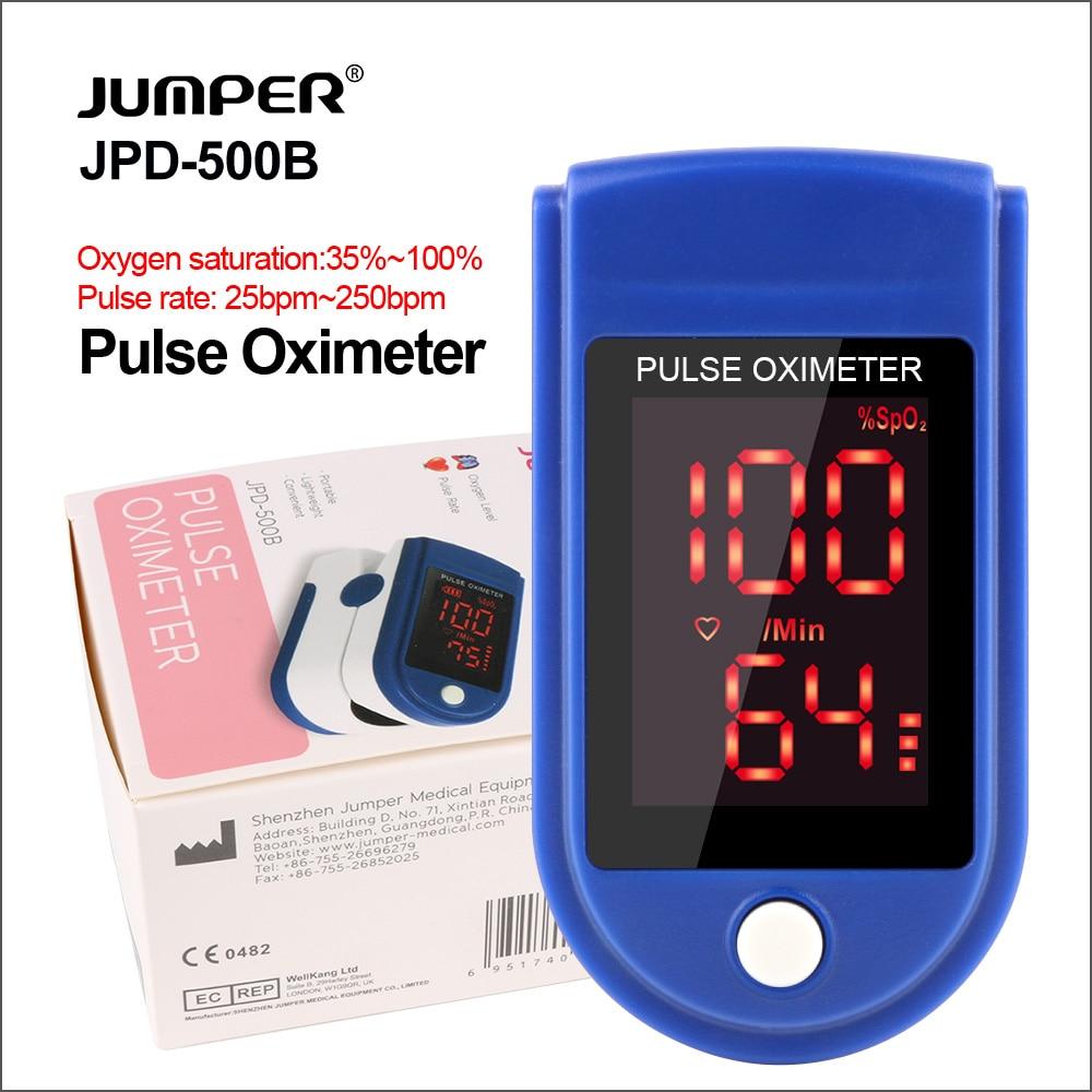 pulse oximeter JPD-500B-1