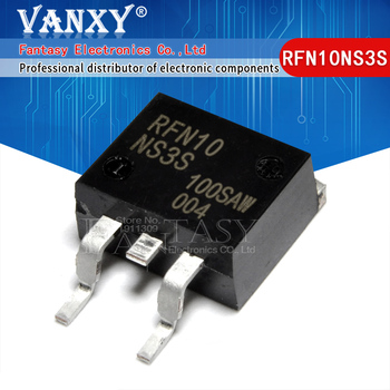 5pcs RFN10NS3S TO263 RFN10 NS3S TO-263 RFN10NS3 LCD Power Management - sale item Active Components