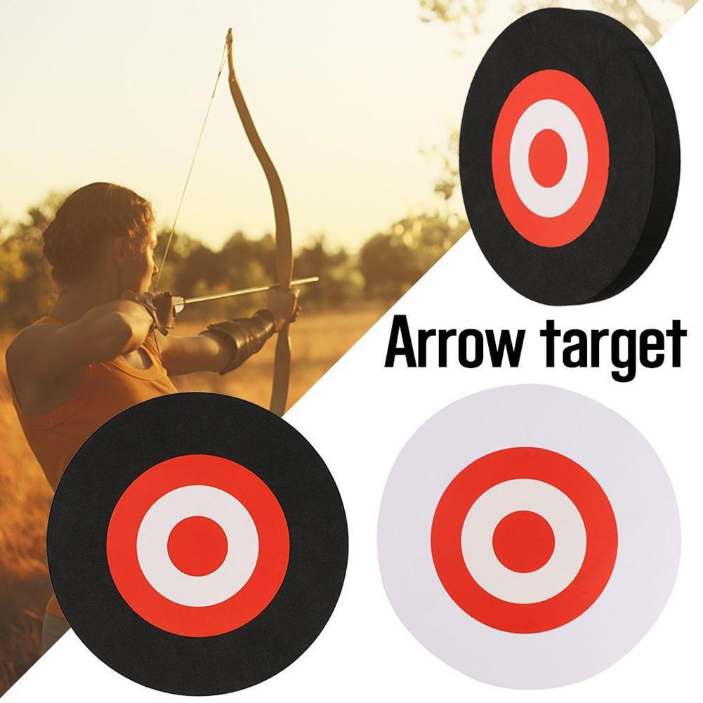 25 * 3cm Eva Arrow Target Foam Board Outdoor Mobile Practice Bow Move Shooting Target Board W1V2