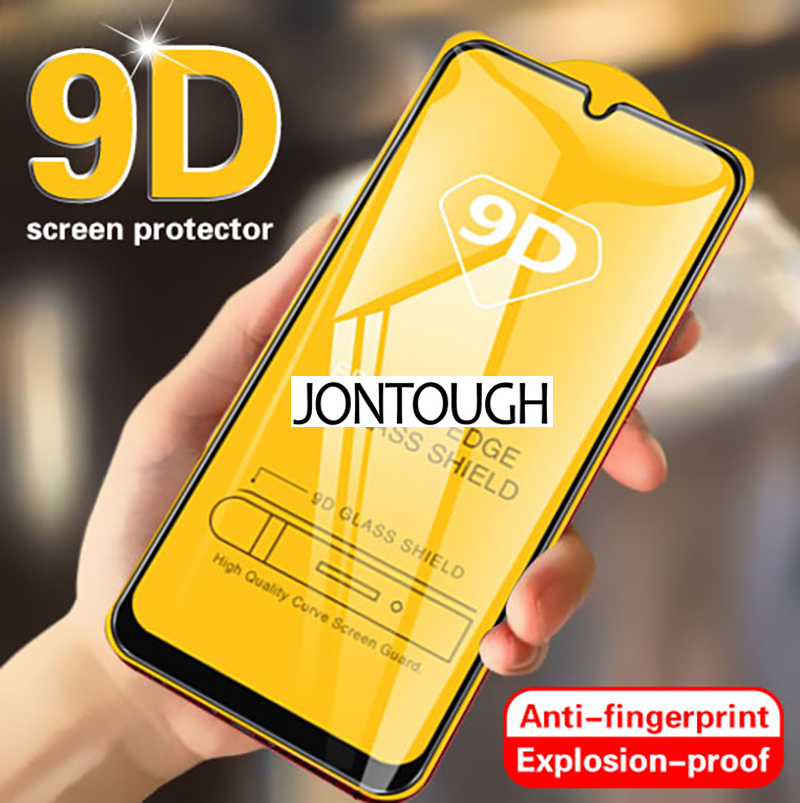 Screen protector for <font><b>Samsung</b></font> galaxy A50 A30 A20 <font><b>A10</b></font> A40 A70 A80 A90 A20S A30S <font><b>glass</b></font> to A6 A7 J4 J6 plus <font><b>tempered</b></font> <font><b>glass</b></font> 9D image