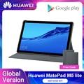 Глобальная версия HUAWEI MediaPad M5 Lite 4 Гб 64 Гб Tablet PC 10,1