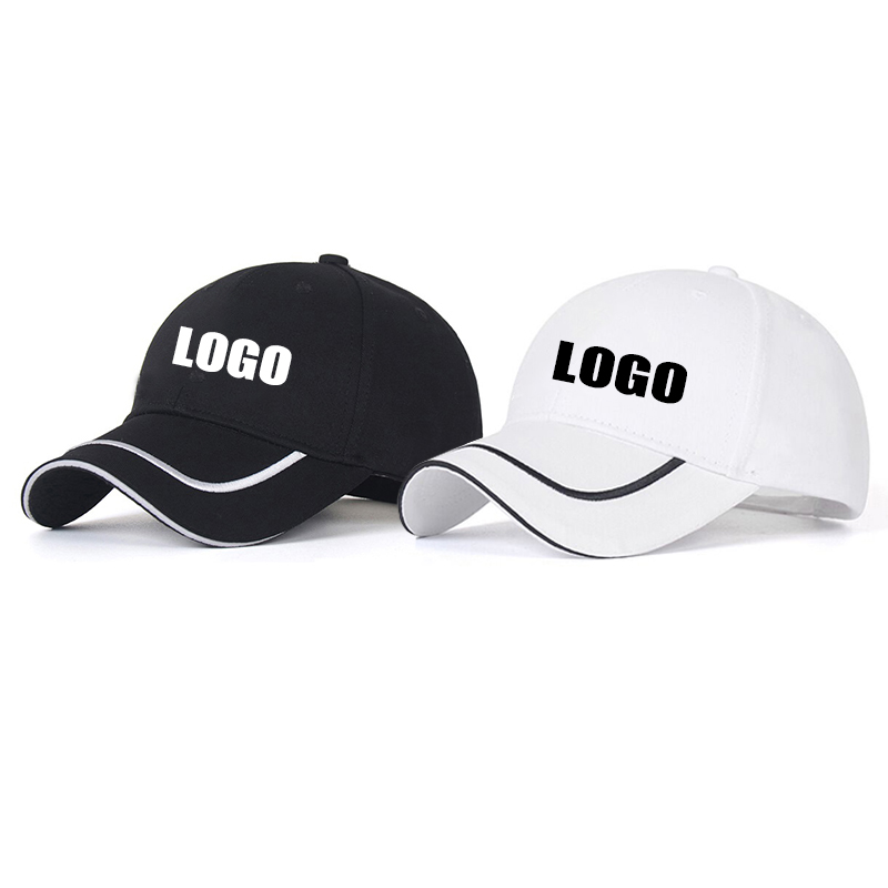 Embroidery Peaked Cap For Mercedes Benz W203 W204 W205 W211 W201 W213 Baseball Hat Trucker Hats Logo Sunbonnet Auto Accessories