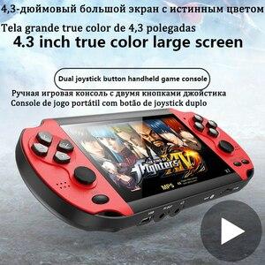 Retro TV Video Game Console Portable Handheld Gaming Videogame Machine Mini Arcade Vidio Smart Gamepad Portatil Retrogame System