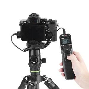 Image 5 - Viltrox MC C3 LCD minuterie télécommande obturateur déclencheur câble de commande cordon pour Canon 7D II 6D II 5DS 5D Mark IV 5DIII 50D 40D 30D 20D 10D