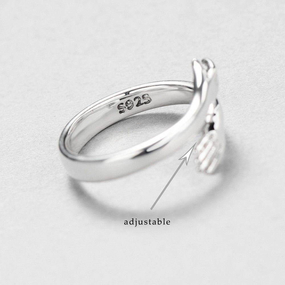Couple Hug Ring
