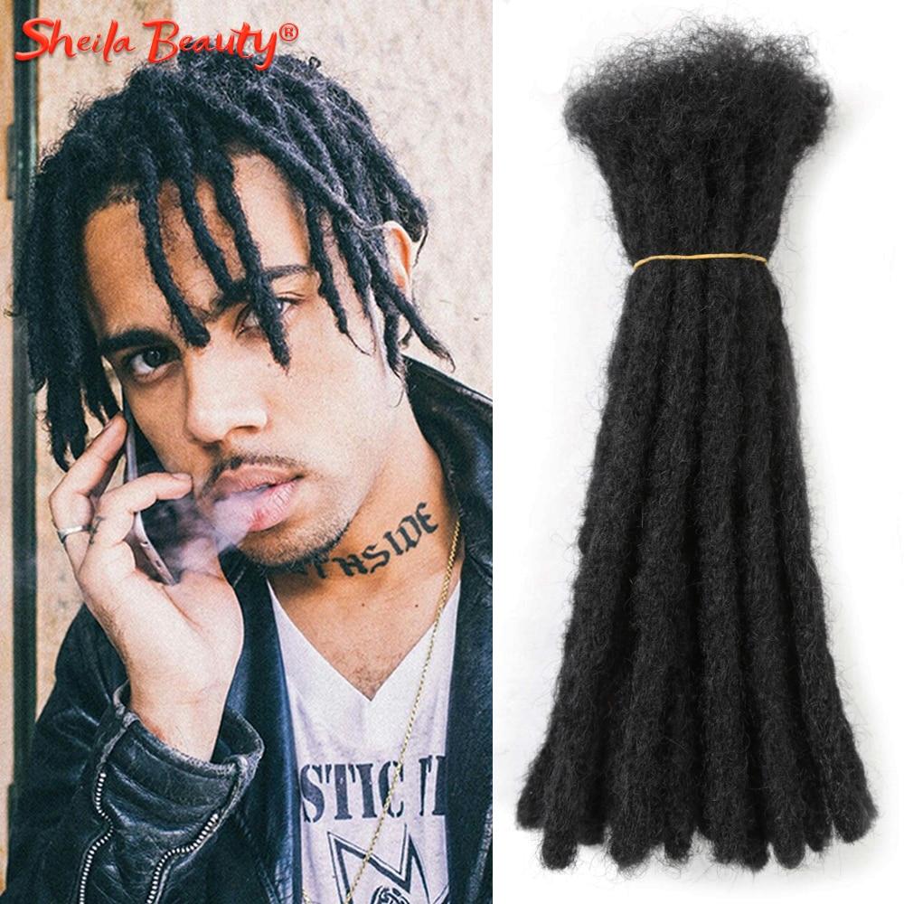 Crochê feito à mão dreadlocks ombre sintético trança extensões de cabelo maya hiphop crochê tranças para mulheres preto afro torção