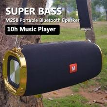 Altoparlante Wireless Bluetooth ad alta potenza 50W colonna portatile Super Bass Stereo Music System Center Subwoofer per Computer FM AUX TF