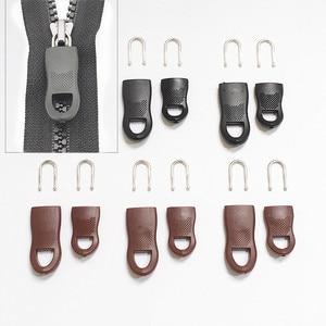 5 шт./компл. сменный фиксатор на молнии для одежды черный фиксатор на молнии для сумки для путешествий чемодан одежда палатка рюкзак