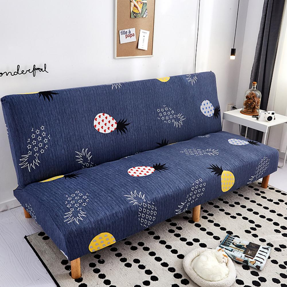 Universal Armless Sofa Bed Cover