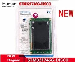 1 PIÈCES ~ 5 PCS/LOT STM32F746G-DISCO STM32F746 Cortex-M7 Développement compatible Arduino