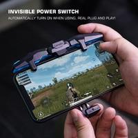 GameSir-mando F4 Falcon para teléfono móvil, mando para pubg, botón disparador, mando para móvil android/iPhone, call of duty