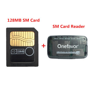 GENUINE!! 3.3V 128MB SmartMedi