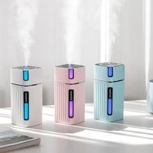 KBAYBO 300ml USB difusor de Aroma eléctrico humidificador de aire ultrasónico aceite esencial aromaterapia máquina de niebla fresca para el hogar