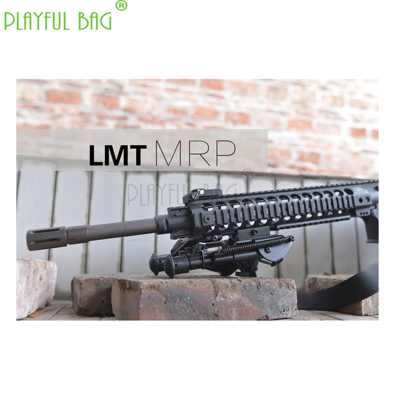 Playful Bag Outdoor LMT Upgrade Material Handguard Water Bullet Modification Decoration Accessories 12 Inch / 30cm CS Toys OB49