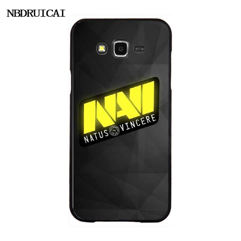 PENGHUWAN Natus Vincere navi Luxury Unique Design Phone Cover For Samsung Galaxy J7 J8 J3 J4 J5 J6 Plus 2018 Prime
