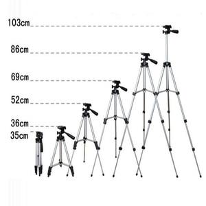 Image 3 - المحمولة التحكم عن بعد كاميرا خفيفة الوزن السفر ترايبود مجموعة ل Gopro الهاتف المحمول حامل حامل ترايبود ل فون Xiaomi هواوي