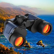цена на New High Clarity Telescope 60X60 Binoculars HD For Outdoor Hunting Climbing  Optical Night Vision binocular Fixed Zoom Telescope